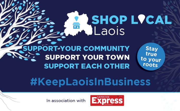 The Leinster Express is supporting businesses across Laois with a new Five@5 list every day