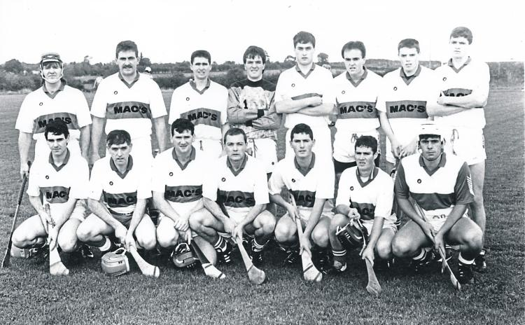 DOWN MEMORY LANE: A look back through the Laois Sporting archives. Recognise anyone?