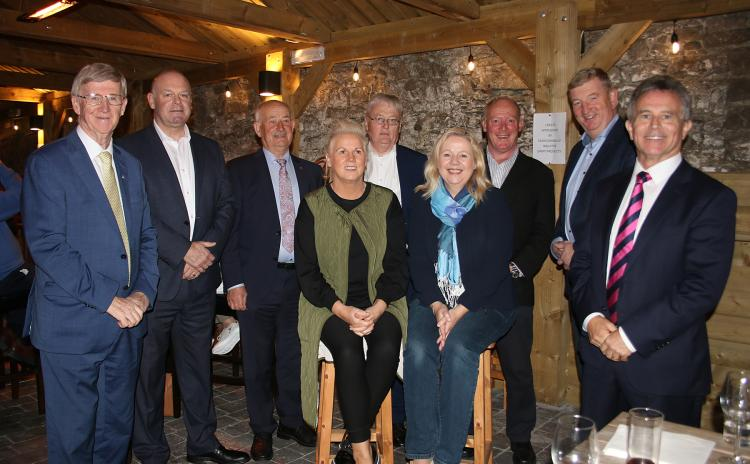 In Pictures: New book on Albert Reynolds launched in Laois