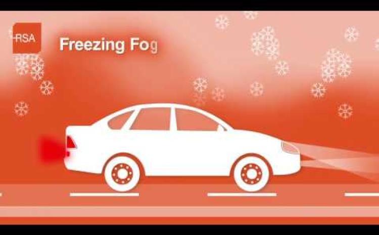 Fog roads met eireann portlaoise