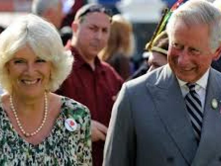 Charles and Camilla visit Heaney centre