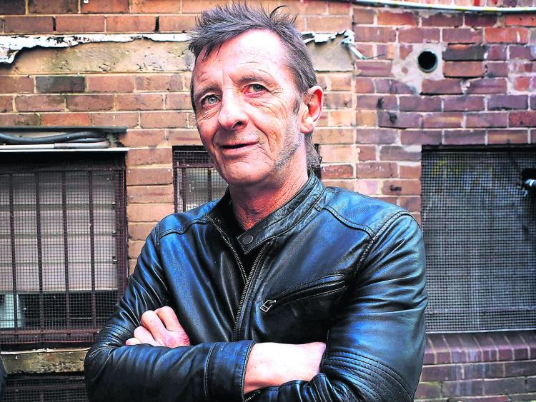 New date announced for acdc drummer phil rudd and band in legendary acdc drummer phil rudd brings his band to portlaoise malvernweather Choice Image