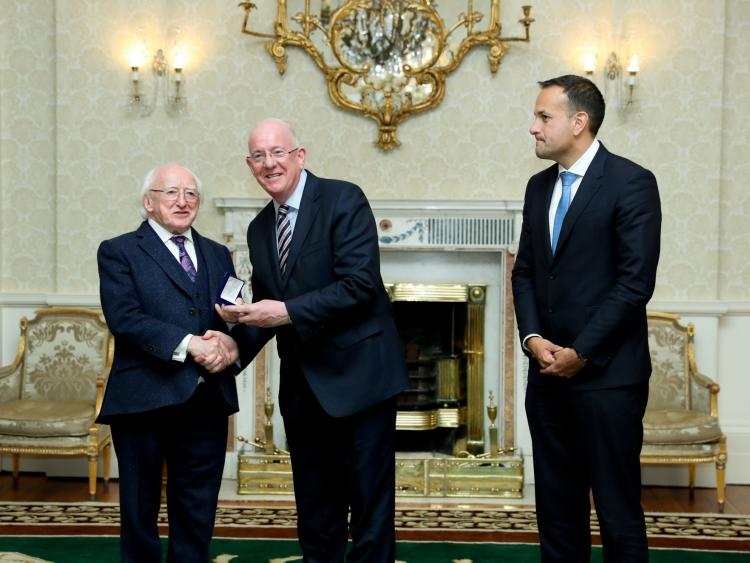 Rathdowney regional news an taoiseach leo varadkar has confirmed that laois td and the minister for justice charlie flanagan will make a statement on the political crisis that malvernweather Choice Image