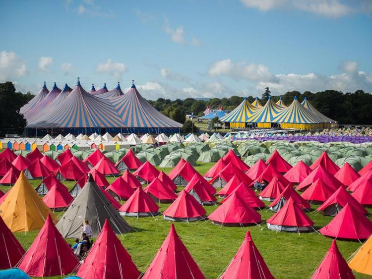 Go Glamping At Electric Picnic 2018 Pre Erected Bell Tents Tipis
