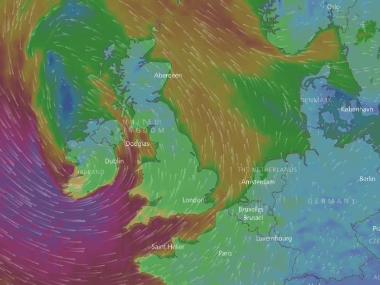 Storm Bronagh brings high winds, heavy rain and flooding