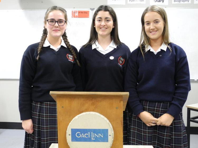 Castletown regional news laois debaters outdid themselves at a gael linn competition proving that irish skills in the county are inproving all the time despite tough opposition at malvernweather Choice Image