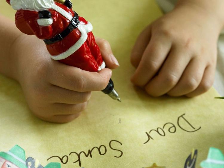 are you writing a letter to santa this year here s some advice from