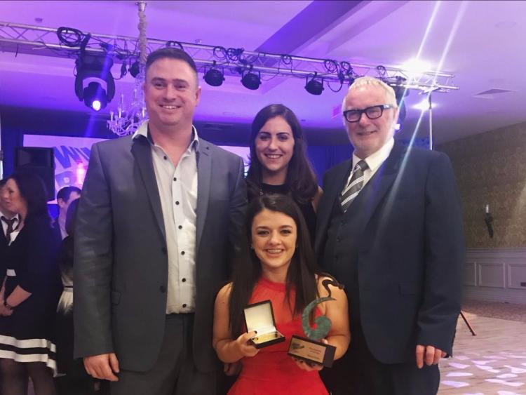 Rathdowney regional news portarlington swimmer nicole turner had yet more cause for celebration over the weekend as she was named the irish para swimmer of the year for 2017 malvernweather Choice Image