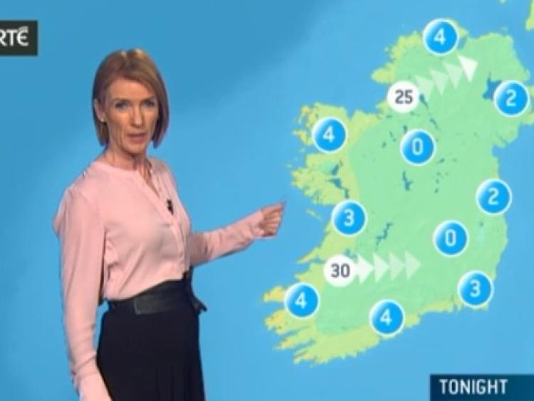 Wrap up warm, snow-ice AND wind weather warnings have been issued
