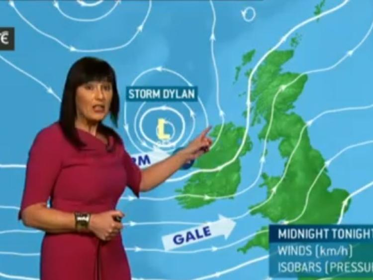 Louth hit with Status ORANGE weather warning as Storm Dylan approaches