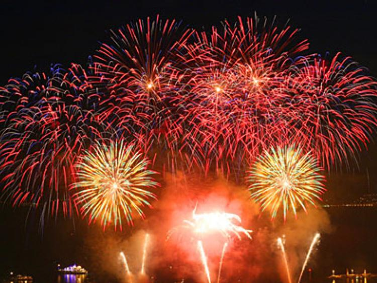 new year s eve fireworks display announced in laois leinster express