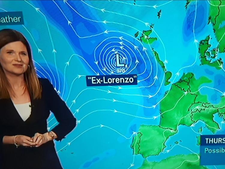 'High probability' Lorenzo will track close to or over Ireland