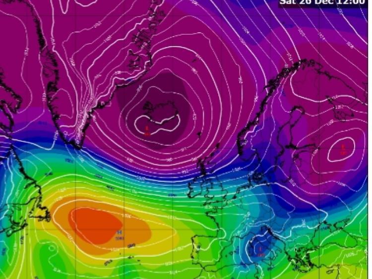 Workweek Outlook: A mid-week storm brings a cooler Christmas