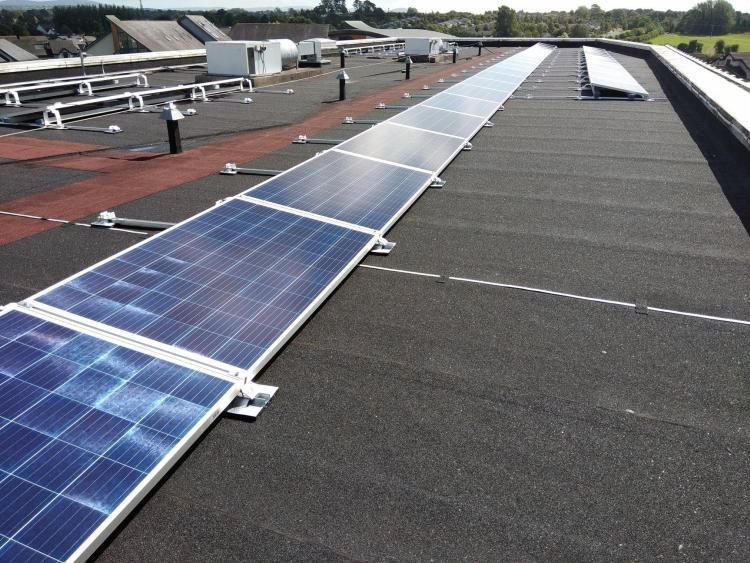 Two Laois Schools Asking For Votes To Win Solar Panels