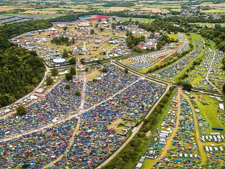 Young Father Who Stole From Tents At Electric Picnic Jailed