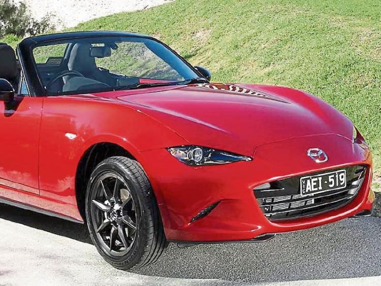 Mazda MX-5 RF to cost £22k