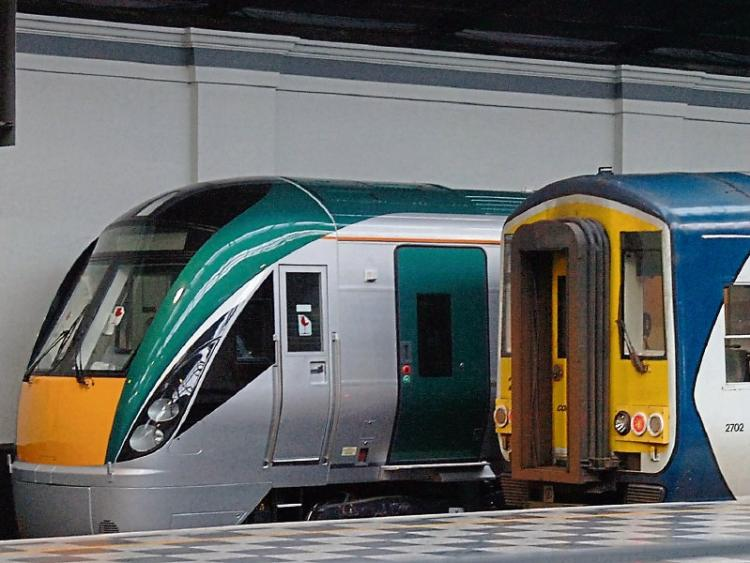 All trains cancelled into and out of Galway due to strike