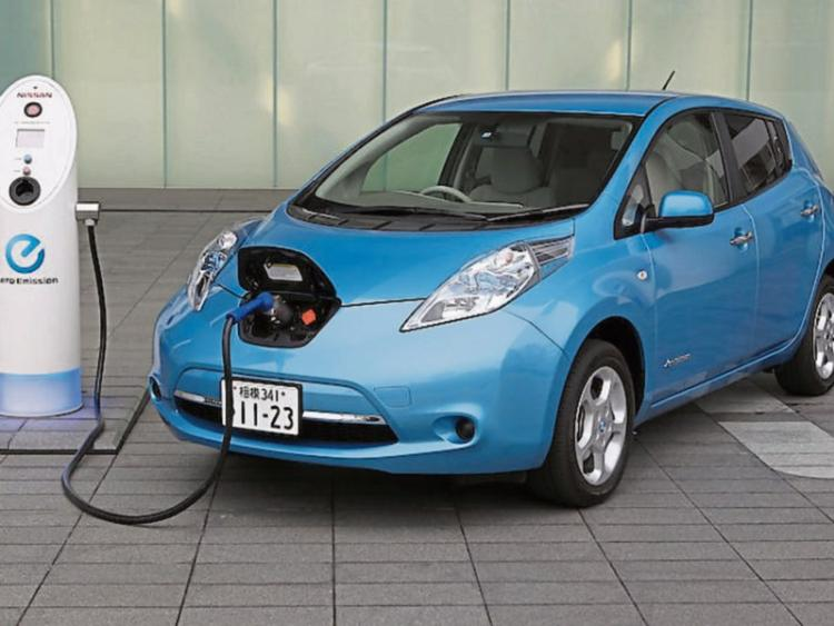 One Year Lease Car Nissan Leaf