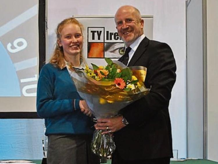 Rosenallis regional news a student who excelled in her transition year in laois was nationally honoured by being chosen as a finalist in a prestigious competition recently malvernweather Choice Image