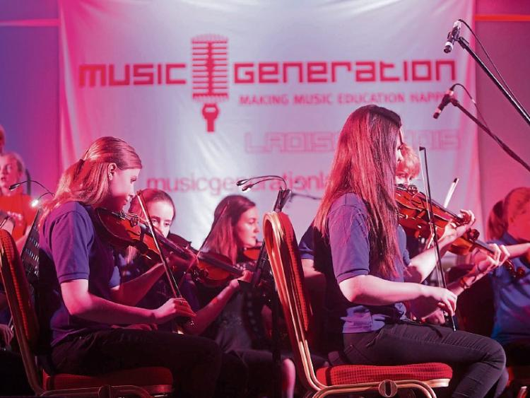 Music generation laois to launch album at malt house for Whats house music