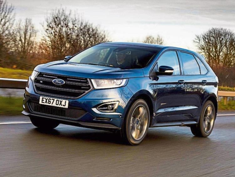 Ford Edge St Line Gets Top Marks
