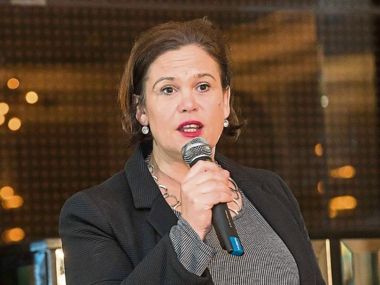 Sinn Féin leader Mary Lou McDonald tests positive for COVID-19