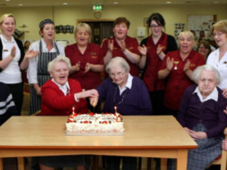 Birthday celebrations Leinster Express