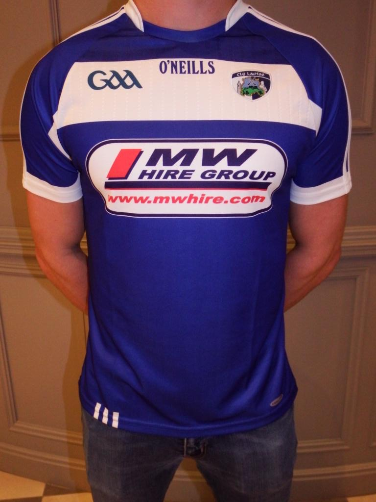laois gaa launch new jersey and sponsorship deal