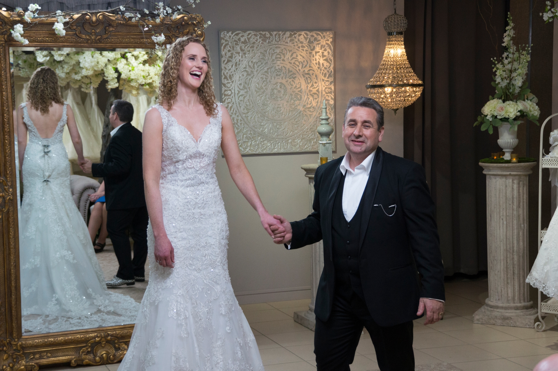 Watch Laois Bride To Star On Rt Series Say Yes To The Dress