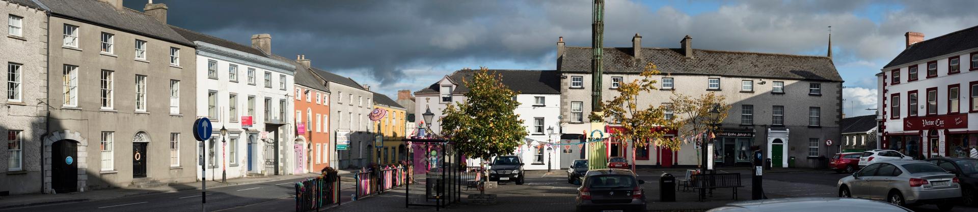 Mountmellick to Dublin - 4 ways to travel via train, bus, taxi